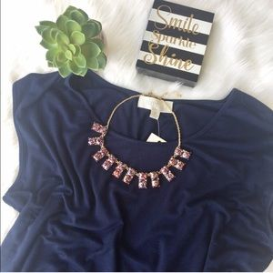 NWT Charming Charlie's Statement Necklace